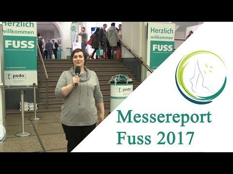 Messe Fuss 2017 in Kassel