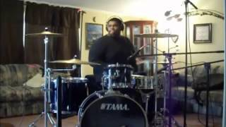 tupac do for love drum cover