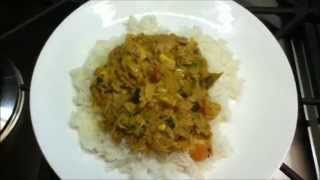 Easy Curried Can Tuna Recipe/Tasty Can Tuna Curry