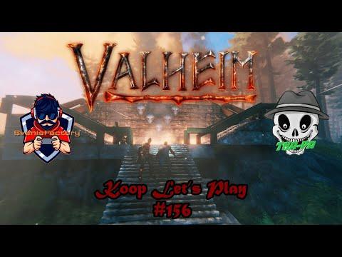 Erstmal aufräumen - Valheim Koop Let's Play 156