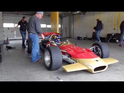 Adrian Newey Lotus Zandvoort Netherlands 3-5-2017