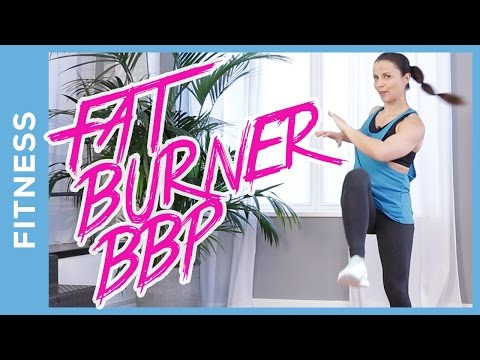 3 Runden FATBURNER BBP Workout - Ultimatives Fettkiller Training für Beginner