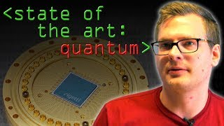 Current State of Quantum Computing - Computerphile