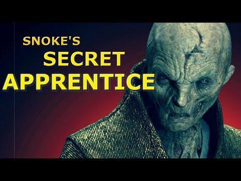 OFFICIAL: Snoke Had A Second Apprentice