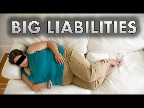 The biggest liability in your life