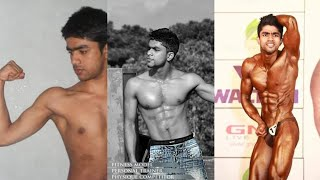 Natural Body Transformation (19-22)- Skinny to Muscular