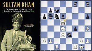 Sultan Khan The Indian Servant..by GM Daniel King 2020 New In Chess kartoniert