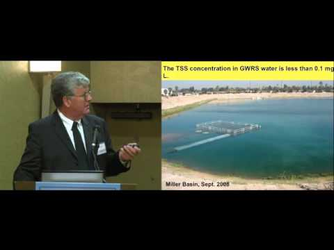 Max. Perf. of Surface Water Recharge Facilities to Sustain Groundwater Basin Yield - Mike Markus