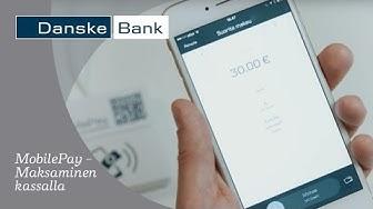 MobilePay – Maksaminen kassalla