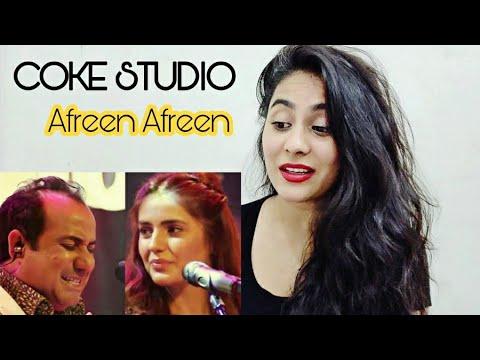 Indian react to Afreen Afreen, Rahat Fateh Ali Khan & Momina Mustehsan, Coke Studio Season 9  