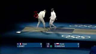 France vs Poland - Fencing - Men