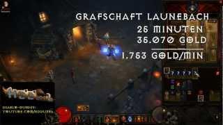 Diablo 3: Gold Farming im Pony-Level - Die zuverlässigste Methode?