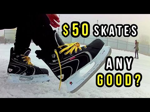 Are Cheap Hockey Skates Good Enough?