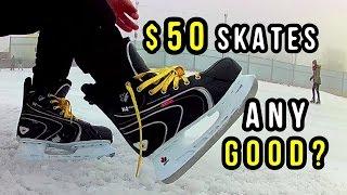 Are Cheap Hockey Skates Good Enough?