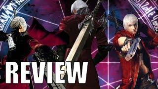 REVIEW: Devil May Cry HD Collection (2018/PS4)