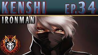 Kenshi Ironman PC Sandbox RPG - EP34 - THE SHINOBI JOB