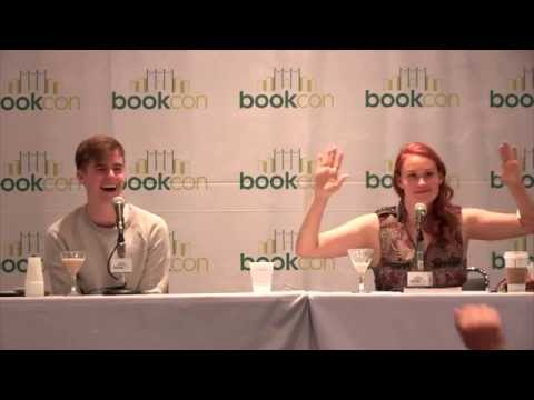 Mamrie Hart, Connor Franta talk YOU DESERVE A DRINK at ...