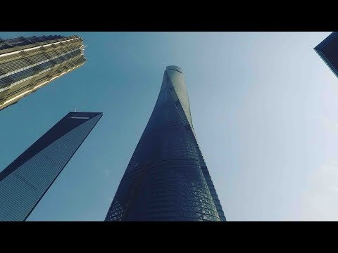 Shanghai Tower - Highest Observation Deck in the World - 118th Floor - 546 meters (1,791 ft)