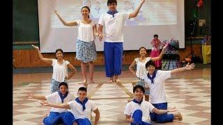2016 Filam Fiesta, Sayaw Sa Bangko, Choreographed By Raymond Tuazon