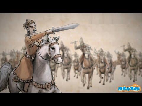 Cheras - Chera Dynasty History | Mocomi Kids