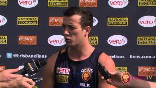 Lewis Taylor Press Conference