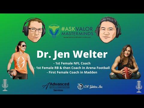PODCAST: CHAMPIONSHIP MINDSET WITH DR. JEN WELTER