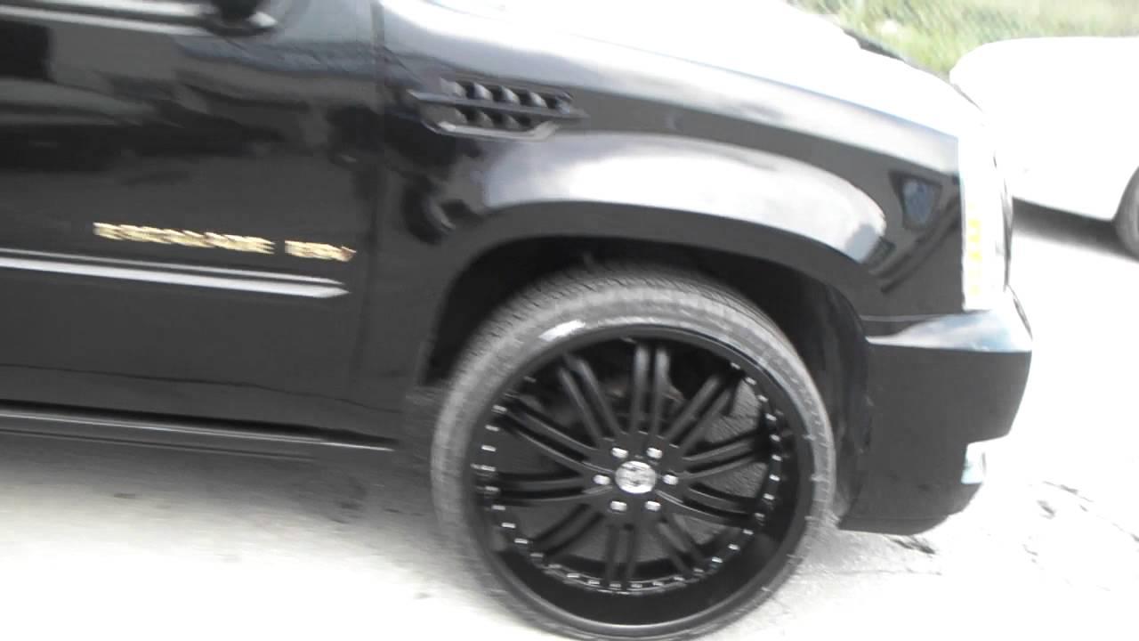 26 Inch 2 Crave No 11 Gloss Black Luxury Wheels Rims 2011