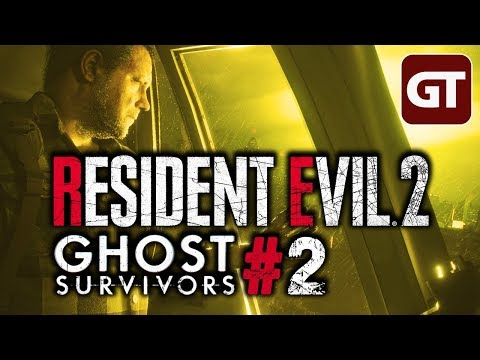 Resident Evil 2 DLC #2 - Lets Play The Ghost Survivors Deutsch