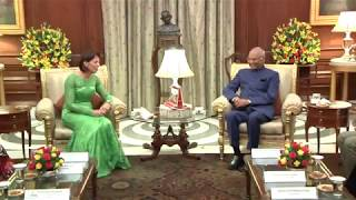 President of the Swiss Confederation calls on the President-31-08-17