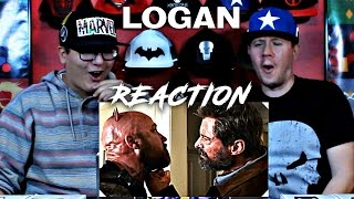 LOGAN Teaser Trailer Reaction! (Wolverine 3)