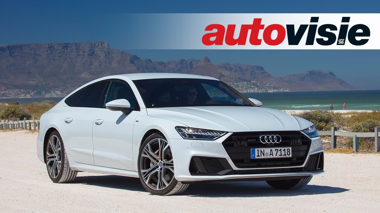 Audi A7 Sportback (2018) - Test - Autovisie TV - YouTube