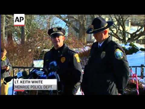 Police: Newtown Students Excited on 1st Day Back