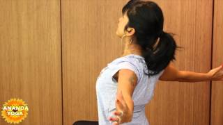 Hot Power Yoga for Strong Spinal Spine - Yoga Asanas for Women