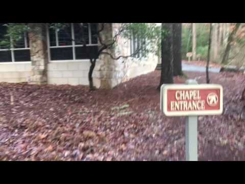 Callaway Gardens chapel walk-through