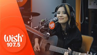 "Keiko Necesario performs ""Right Next To You"" LIVE on Wish 107.5 Bus"
