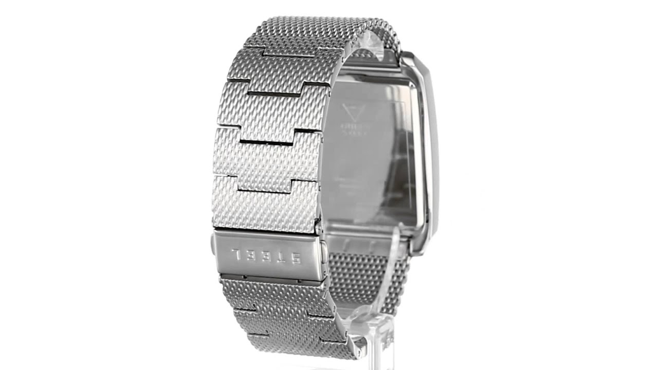 GUESS U0279G1 Analog Display Quartz Watch SKU:#8190532 - YouTube