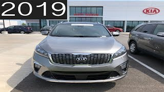Refreshed 2019 Kia Sorento SXL V6 Review