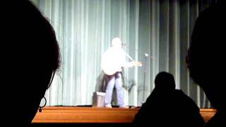 "Talent Show ""Gunpowder and Lead"" by Miranda Lambert"