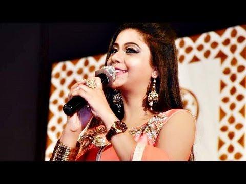 Anchor Anie Noorish Shaikh | Hosted Hindi/Urdu Musical Event | Mushaira