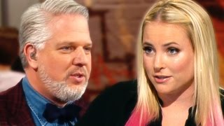 Meghan McCain to Glenn Beck: Apologize to My Face