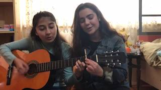Gözleri Aşka Gülen  (Cover by Nilüfer Derbent & G. Beyza Koç) Video