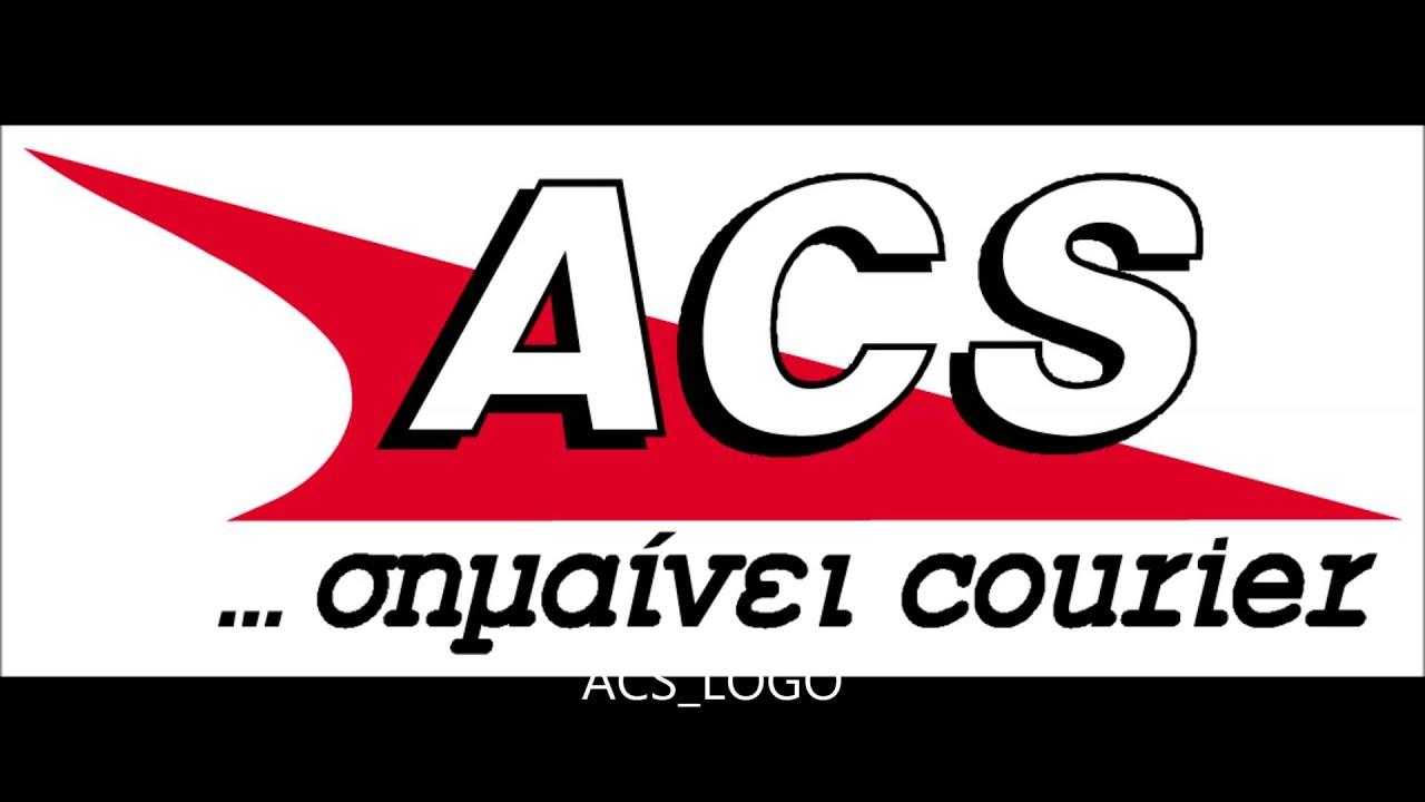 Αποτέλεσμα εικόνας για acs courier logo