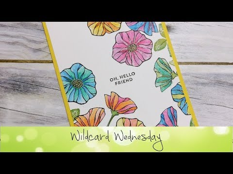 Oh So Eclectic Card featuring Stampin' Up!® Products
