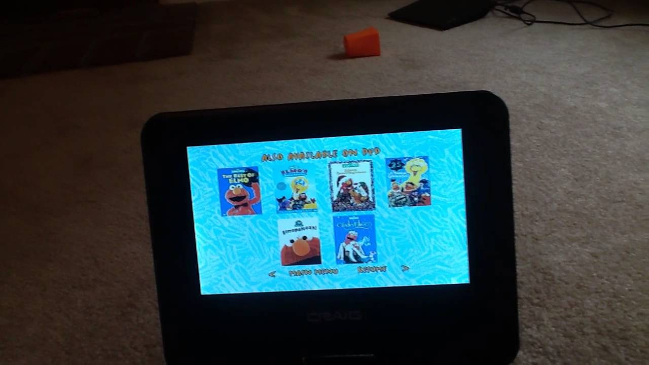 Elmo S World Babies Dogs And More Dvd