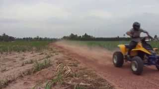 Repeat youtube video ทดสอบรถ atv 250cc