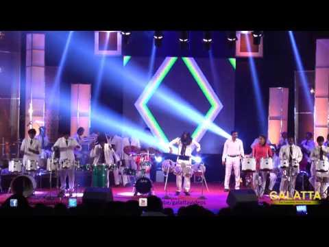 Lakshman sruthi team Drums performance at Arco Iris Foundation Fund Raiser Ev | Galatta Tamil