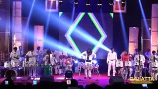 Lakshman sruthi team Drums performance at Arco Iris Foundation Fund Raiser Ev   Galatta Tamil