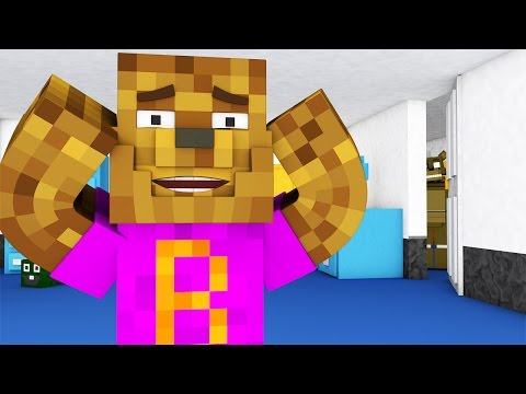 Five Nights at Freddys Job : Minecraft Roleplay
