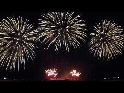 The 8th Philippine International Pyromusical Competition - UNITED KINGDOM - Pyrotex Fireworx