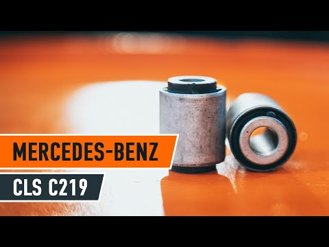 Remplacer Mercedes W Support A Moteur Youtube
